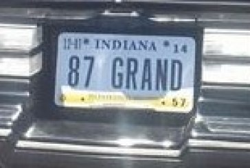 Assorted Buick Vanity Plates
