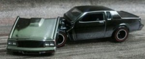 HOT WHEELS RLC EXCLUSIVE BUICK GRAND NATIONAL 1