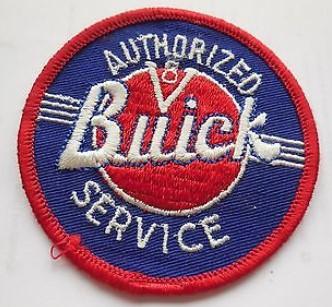 authorized v8 buick service patch