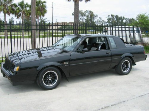 black turbo buick wheels