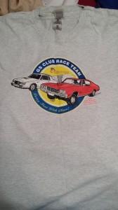 buick gs club race team shirt