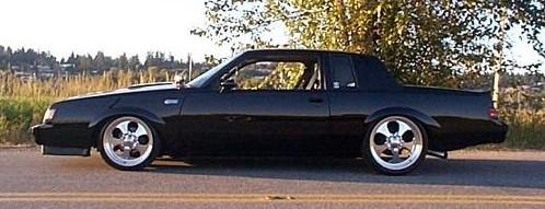 custom turbo regal rims