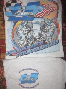 limit engineering shirt