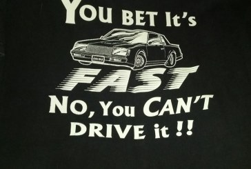 Bad To The Bone Buick Grand National Shirts
