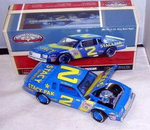 1 24 ACTION 2012 1982 #2 JD STACY PAK BUICK REGAL TIM RICHMOND NASCAR CLASSICS 2