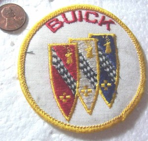 1960s buick patch