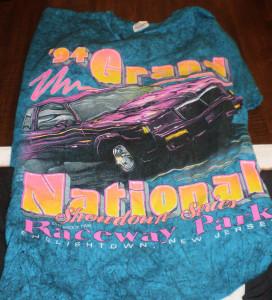 94 buick showdown shirt