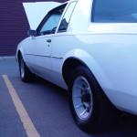 white buick turbo t