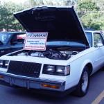 white buick turbo t 2