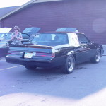 1987 buick grand national 8