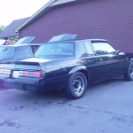 1986 buick grand national 5