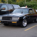 buick grand national car show 7