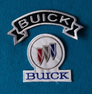 buick banner patch