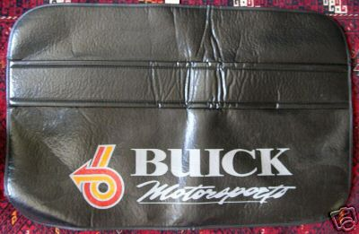 buick motorsports fender cover 3