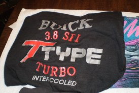 Assorted Turbo Buick Shirts