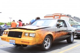 Flamed Paint Jobs on Buick Grand National