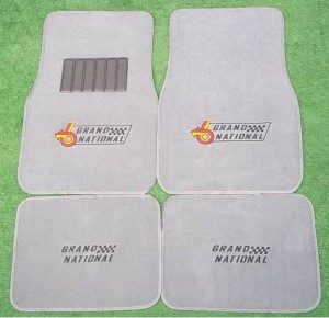 gray gn floor mats