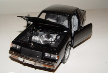 Motor Max Buick Grand National Diecast