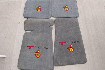 t type floor mats