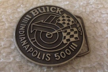 Turbo Regal Related Belt Buckles