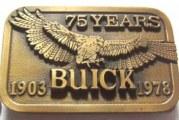Buick Hawk Belt Buckles
