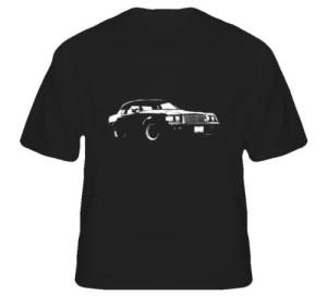 87 Buick GN shirt