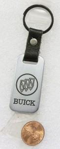 BUICK LOGO METAL KEY RING