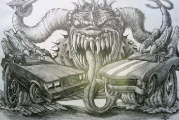 Buick Regal Illustrations