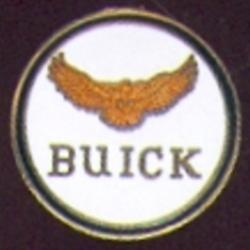 Buick Hawk Logo Lapel Pin