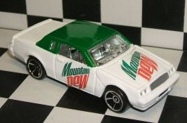 CUSTOM MOUNTAIN DEW HW