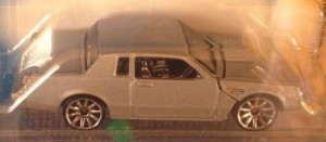 HW silver buick gn chrome interior variation