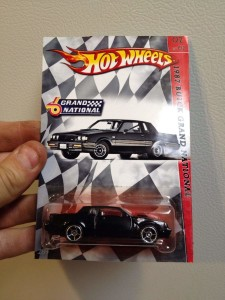 Hot Wheels Buick Grand National Custom 1