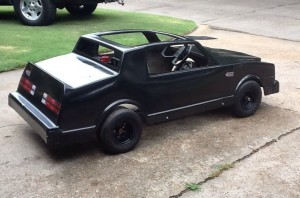 buick grand national go kart 1