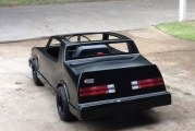 Buick Grand National Go Kart