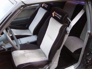 buick grand national seats