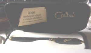 buick pen made by colibri