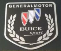 buick sport emblem