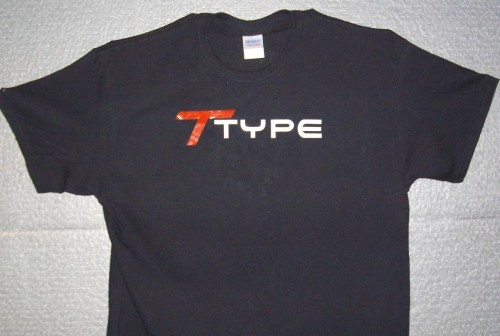 buick t-type t-shirt