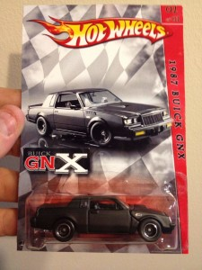 custom made HW Buick GNX 1