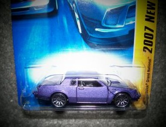 custom made purple hw