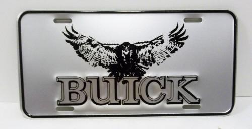 original buick hawk licnse plate
