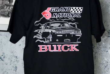 More Buick GN Shirts