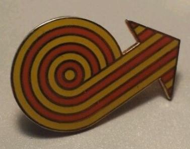 turbo 6 style arrow pin