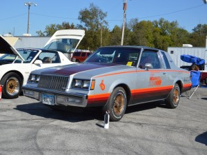 1981 buick regal pace car at gs nats 1