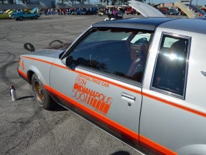 1981 buick regal pace car at gs nats 2