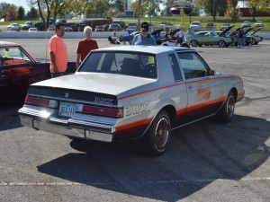 1981 buick regal pace car at gs nats 3