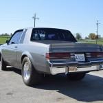 1986 buick regal t-type at beech bend