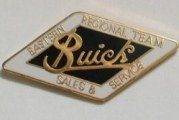 Buick Factory & Dealer Pins