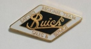 Buick Eastern Team Sales pin