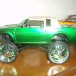 Jada Donk box and bubble Buick Grand National three car set 2
